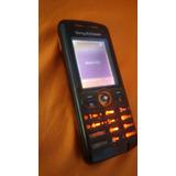 Celular Sony Ericsson W200a Movistar Enciende