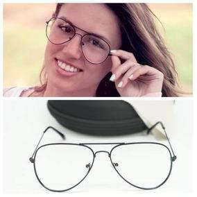 Oculos Aviador Feminino De Grau - Óculos em Minas Gerais no Mercado ... 0ce7e51d0a