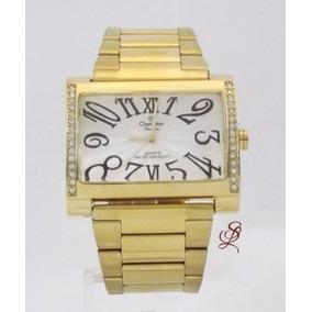 dadd07d5f98 Relógio Champion Feminino Passion Ch24240h Quadrado - Relógios De ...