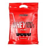 Whey 100% Pure Integralmedica Sabor Baunilha 907g