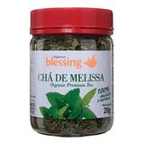 Chá De Melissa 20g - Orgânicos Blessing