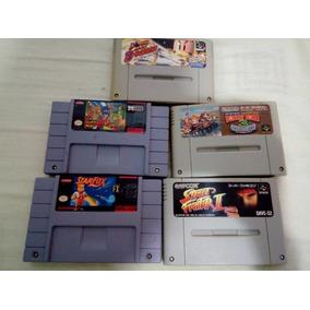 Jogos Super Nintendo Super Famicom