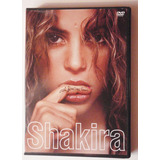 Shakira Concierto Oral Fixation Tour Dvd Original