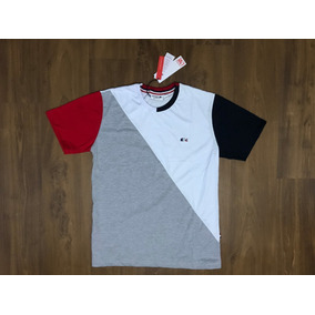 Camiseta Lacoste Desingn In France Ands Surf 19 31e6c6151ecb4