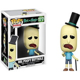 Funko Pop Mr. Poopy Butthole #177 - Rick And Morty