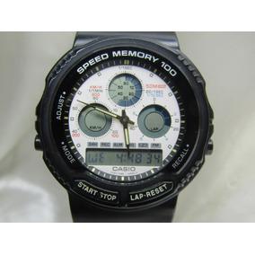 355af44230f Relógio Casio Aw - 20 Speed Memory 100 Mod 384 Relogiodovovô. R  2.200