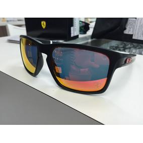 Oculos Oakley Ferrari Sliver 009262-12 57 Original P. Entreg 8c4d1d5367d