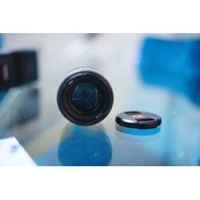 Lente Sony Alpha 50mm 1.4