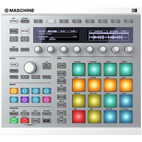 Maschine Mk2 /wht De Caja Sellada Con Licencia Komplete 11