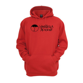 a68c29838 Blusa Moleton The Umbrella Academy  Casaco Canguru Unissex