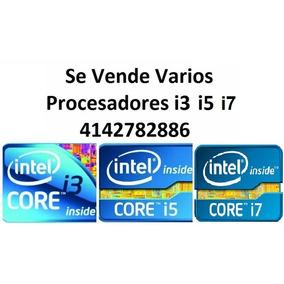Procesador Socket 1155 (varios I7 I5 I3)