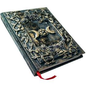 Grimorio Wicca Triluna Deusa Livro Das Sombras 200 Paginas