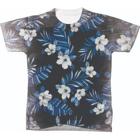 0f322e6fd75fa Camisa Floral Masculina Vintage - Calçados, Roupas e Bolsas no ...