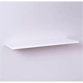 Prateleira Nicho Mdf 120x20 Branco 15mm 1,20 Mt X 20cm Sala.