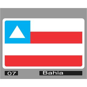 33b14d04f4 Adesivo Bandeira Bahia - Arte e Artesanato no Mercado Livre Brasil