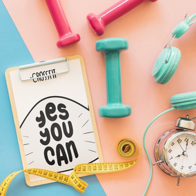 Poster Motivacional Crossfit