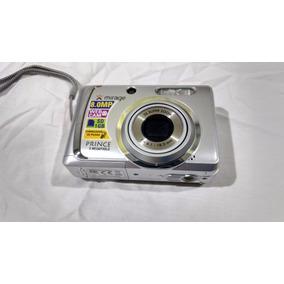 Camera Digital Mirage 8mp Zoom Optico 3x Cartão Carregador