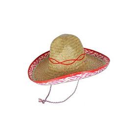 Paquete Club De 48 Fiesta Mexicana Sombreros Sombrero De Paj 81b1e7c087b