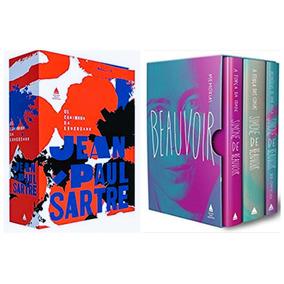 Box Os Caminhos Da Liberdade + Memórias - Jean Paul Sartre