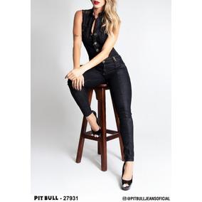 Macacão Pit Bull Jeans Ref.27931