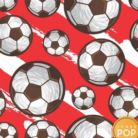 9237795dad Papel De Parede Futebol Soccer Gol Esporte Bola Adesivo 10m. R  119