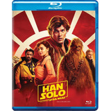 Han Solo - Uma História Star Wars - Blu-ray