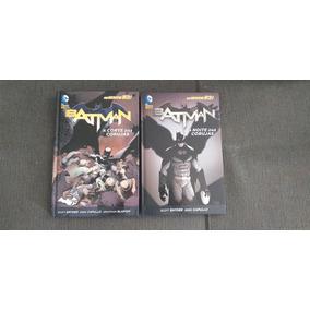 Batman Corte Das Corujas Noite Das Corujas Panini