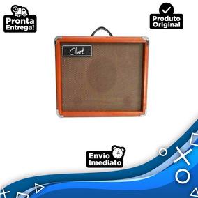 Amplificador Cubo Caixa Clark Ak15 Para Violão 15w Rms
