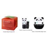 Kit Tonymoly 3pz Tomatox So Cool Panda Dream Full