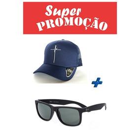 404a63e78bc58 Oculos Neymar - Bonés para Masculino no Mercado Livre Brasil