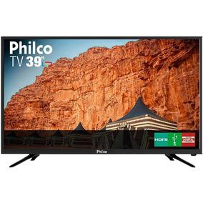 Tv Led 39 Philco Ptv39n91d Hd Com Conversor