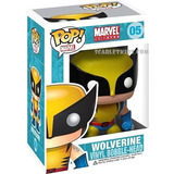Funko Pop Wolverine Marvel 05 Original Funko Scarlet Kids