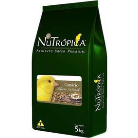 Ração Canários 5kg Nutrópica