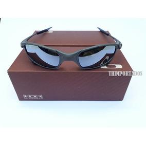 9d453e03d8c6e Oakley Juliet Armação Cinza Chumbo De Sol - Óculos no Mercado Livre ...