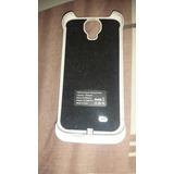Forro Cargador Power Case Samsung S4 Blanco