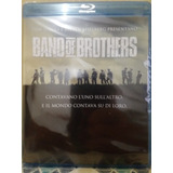 Blu Ray Band Of Brothers (6 Discos) Leg. Português Lacrado