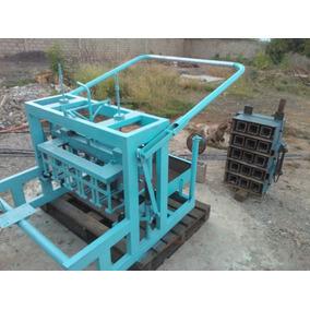 Kit Construye Maquina Ladrillos Ecológico, Bloques, Triturad