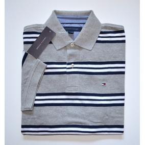 Camisa Polo Tommy Hilfiger Classic Fit Tamanho M - Pólos Manga Curta ... 71a8799efa853