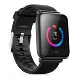 Smartwatch Q9 Relógio Inteligente Pressão Pulso +2 Pulseiras