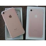Apple iPhone 7 128gb Oro Rosa Nuevo Desbloqueado