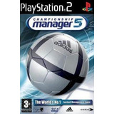 Championship Manager 5 - Ps2 Patch + 1 A Sua Escolha