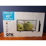 Tv Gtk De 40 1080p Fullhd