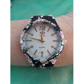 Relógio Floridos Feminino Atacado 10 + As Caixinhas.oferta