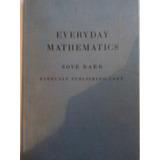 Libro Antiguo 1939 Matemáticas Everyday Mathematics