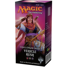 Challenger Deck Vehicle Rush Magic + Deckbox
