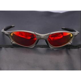 d05eee590 Lupa Da Oakley Barato Juliet - Óculos De Sol Oakley no Mercado Livre ...
