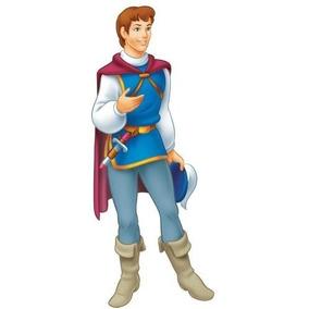 30 Príncipe Da Branca De Neve Para Latinha 3d 7,5cm