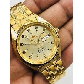 5cab9405192 Rel Gio Orient Japan Simples - Relógios De Pulso no Mercado Livre Brasil
