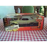 Chevrolet Montecarlo 70. Rapido Y Furioso Tokio. Escala 1/18