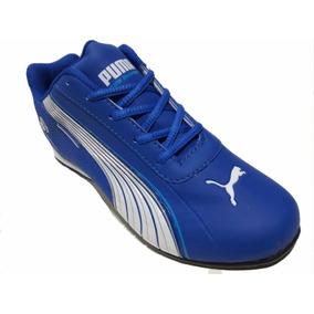 59dcea7bef Puma Feminino 37 - Tênis Azul no Mercado Livre Brasil